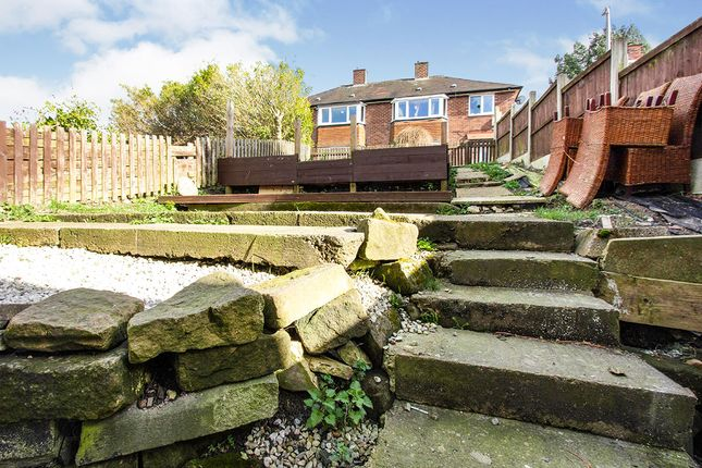 Photography of Springfield Crescent, Bolsover, Chesterfield, Derbyshire S44