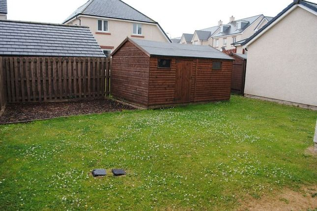 Garden of Rowan View, Lanark ML11