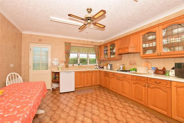 Thumbnail Bungalow for sale in Keycol Hill, Newington, Sittingbourne, Kent