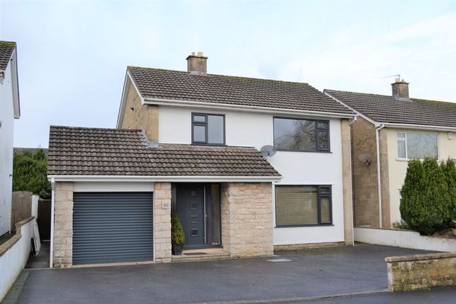 Thumbnail Detached house for sale in Charlton Park, Midsomer Norton, Radstock