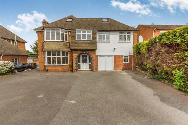 Thumbnail Detached house for sale in Yew Tree Lane, Solihull