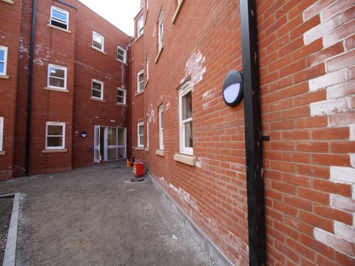Thumbnail Flat to rent in Flat 2, Moss Yard, Althorpe Street