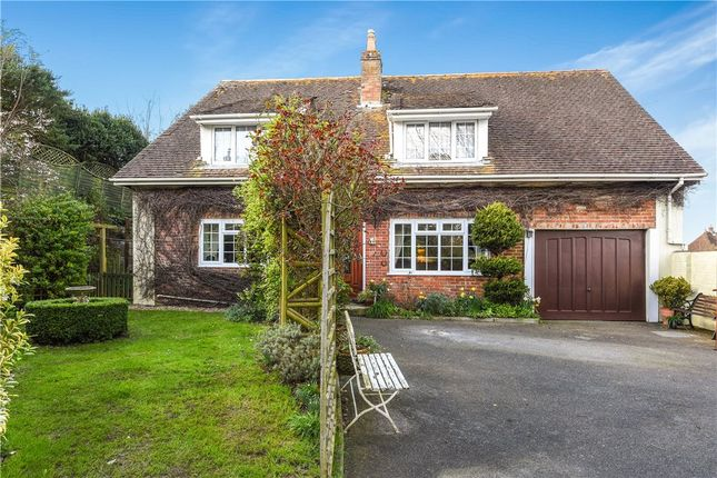 Thumbnail Detached house for sale in High Street, Spetisbury, Blandford Forum