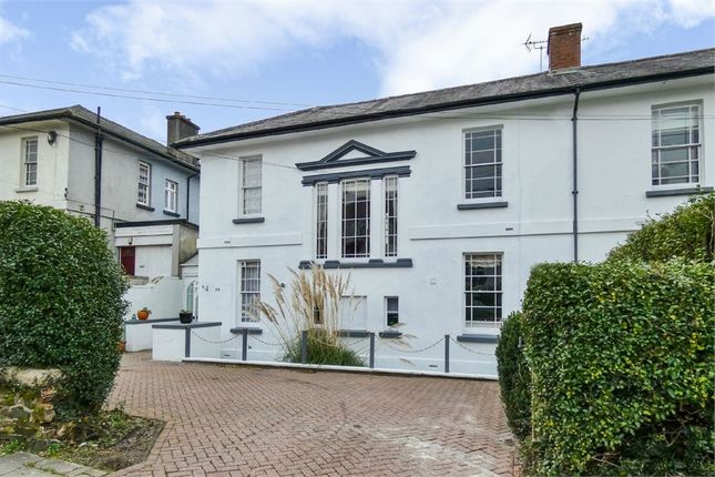 3 bed semi-detached house for sale in Station Road, Okehampton, Devon