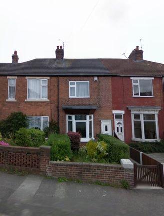 3 Sutton Hall Road, Bolsover, Chesterfield, Derbyshire S44