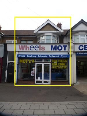 Thumbnail Commercial property for sale in 145 & 145A Beehive Lane, Ilford, Ilford, Essex