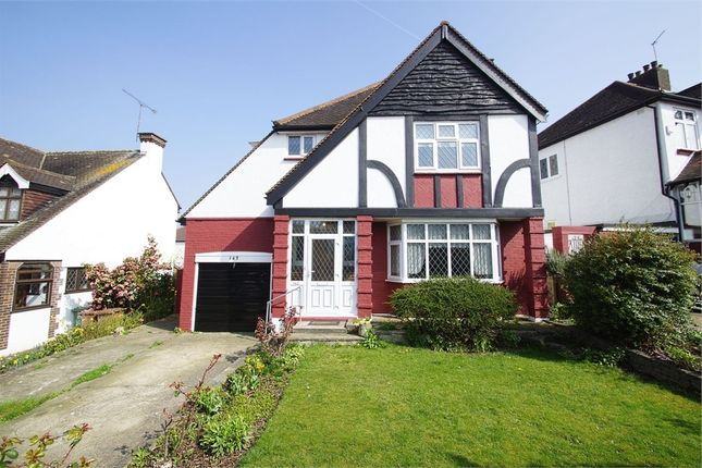 Thumbnail Detached house for sale in Upton Road, Bexleyheath, Kent