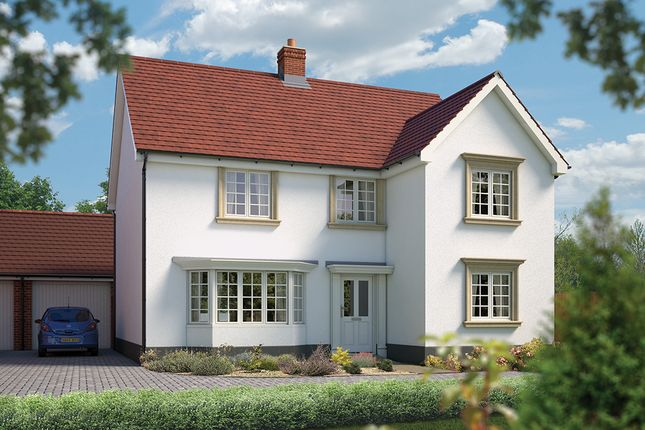 """Thumbnail Detached house for sale in """"The Chester"""" at Silfield Road, Wymondham"""