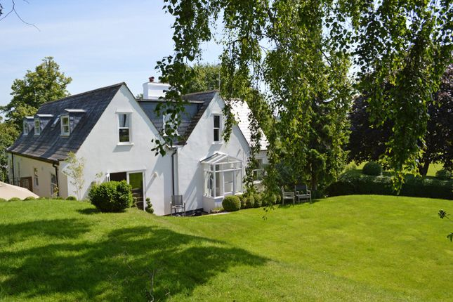 4 bedroom detached house for sale in Mount Howe, Exeter