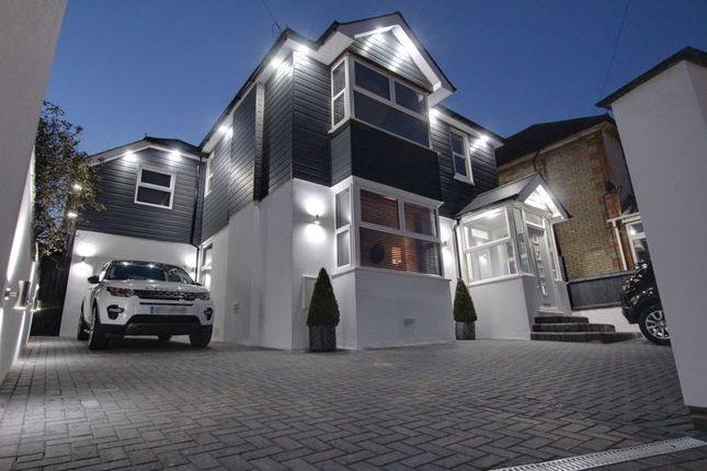 Thumbnail Detached house for sale in Bournemouth Road, Parkstone, Poole