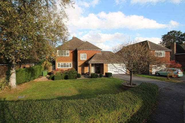 Detached house for sale in Holt Drive, Kirby Muxloe, Leicester