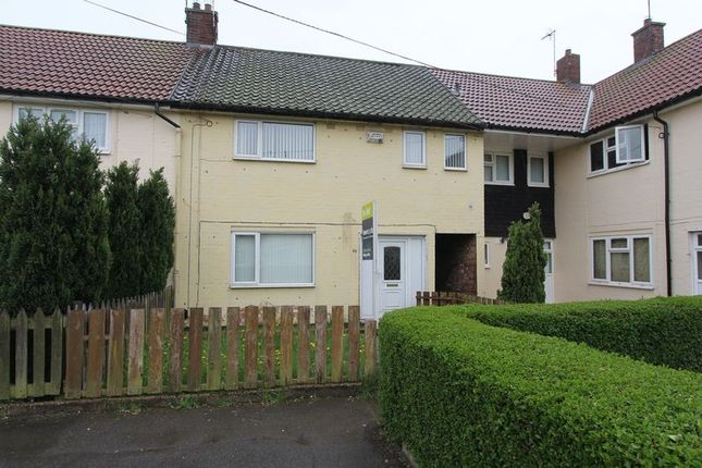 Thumbnail Terraced house to rent in Annandale Road, Hull