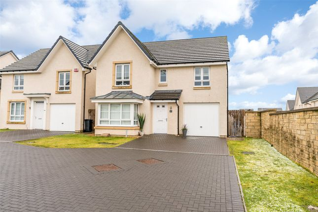 Thumbnail Detached house for sale in Appleton Drive, Livingston, West Lothian
