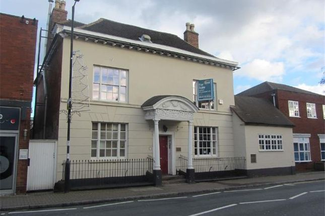 Thumbnail Office for sale in Queen Anne House, 131, High Street, Coleshill, Warwickshire