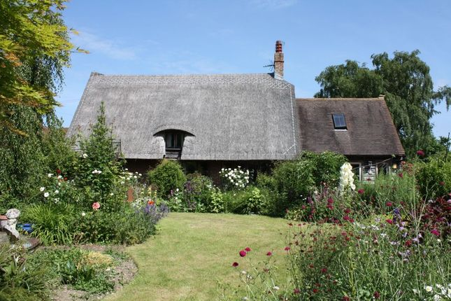 Thumbnail Detached house for sale in Strethall, Saffron Walden