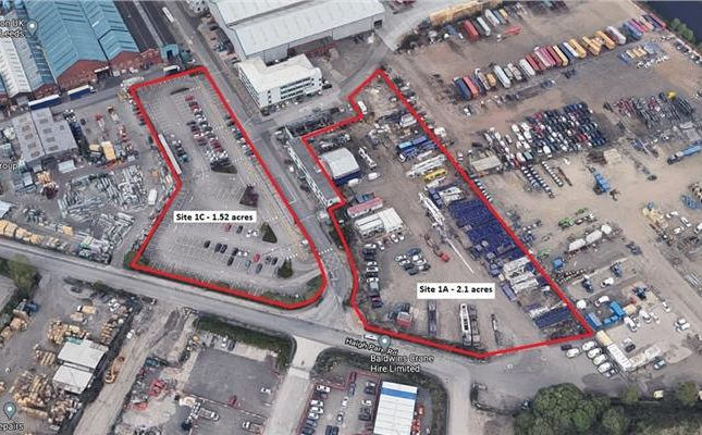 Land to let in Site 1C, Haigh Park Road, Stourton, Leeds, West Yorkshire