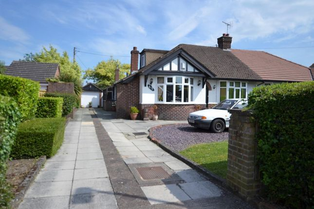 3 bed semi-detached bungalow for sale in Sutton Lane, Middlewich CW10