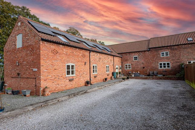 Thumbnail Link-detached house for sale in Park Row, Sproatley, Hull, East Yorkshire