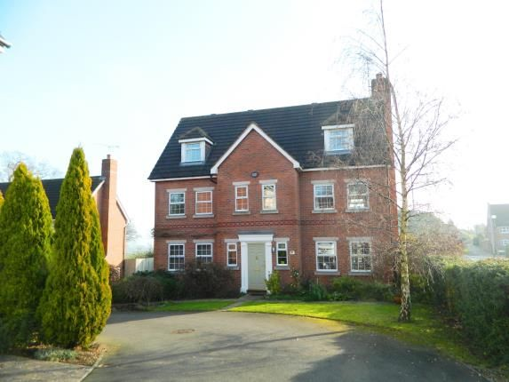 6 bed detached house for sale in Todenham Way, Hatton Park, Warwick