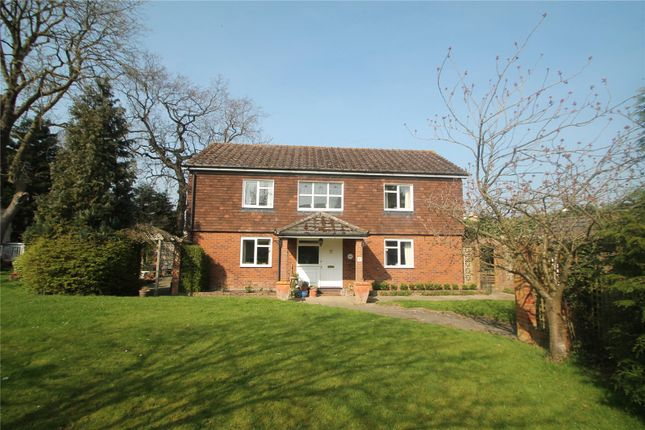 Thumbnail Detached house for sale in Tulip Tree Close, Tonbridge, Kent
