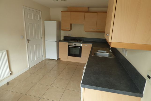 Kitchen of Nazareth Road, Dunkirk, Nottingham NG7