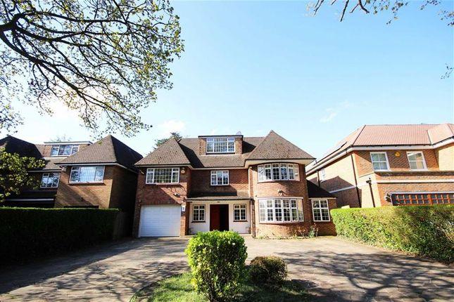 Thumbnail Detached house to rent in Arkley Lane, Arkley, Hertfordshire