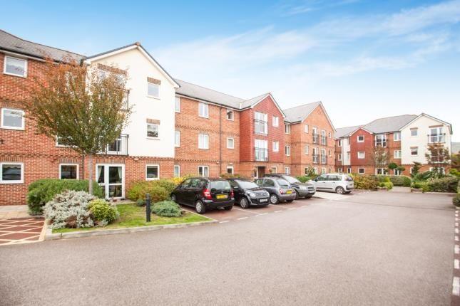 Thumbnail Flat for sale in Laurel Court, 24 Stanley Road, Cheriton, Folkestone
