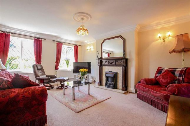 Thumbnail Detached house for sale in Banbury Close, Pennington, Lancashire
