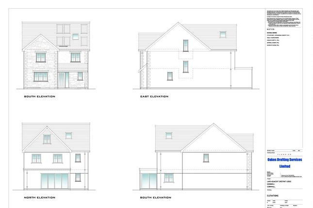 Thumbnail Property for sale in Goonbell, St. Agnes, Cornwall