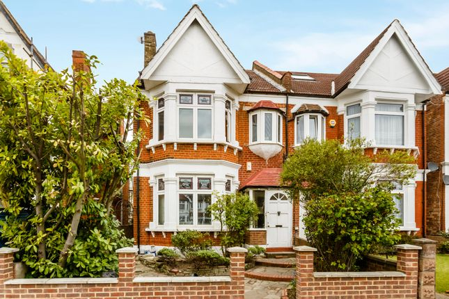Thumbnail Semi-detached house for sale in Baldry Gardens, London
