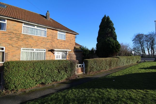 Thumbnail Semi-detached house for sale in South Parkway, Seacroft, Leeds