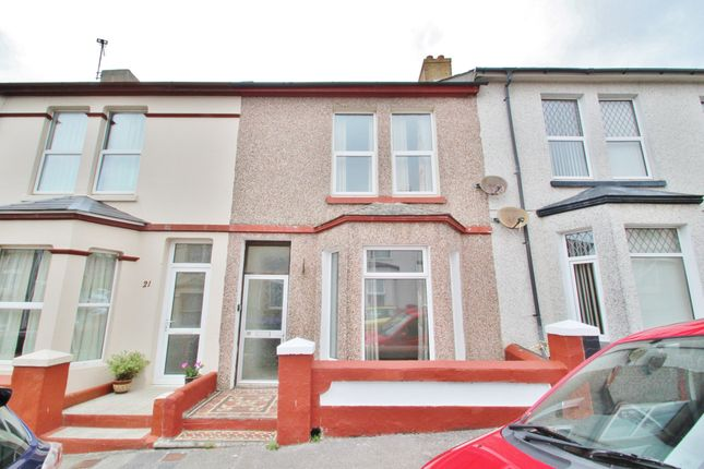 Thumbnail Terraced house for sale in Second Avenue, Camels Head, Plymouth