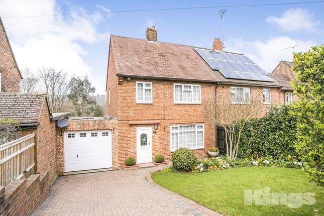 Thumbnail Semi-detached house for sale in Summervale Road, Tunbridge Wells