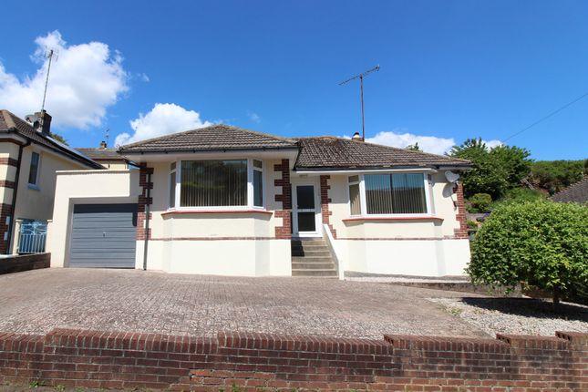 Thumbnail Detached bungalow to rent in Clifton Road, Paignton
