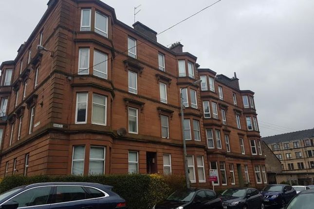 Thumbnail Flat to rent in Wood Street, Dennistoun, Glasgow