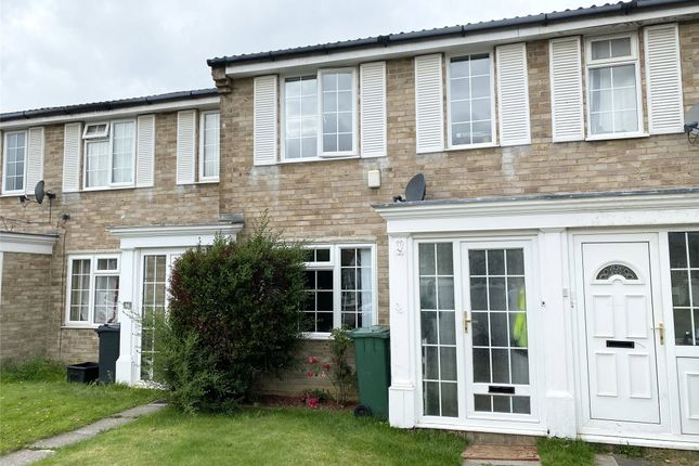 Thumbnail Terraced house to rent in Tanyard Way, Horley