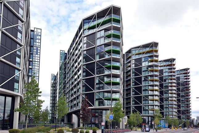 Thumbnail Flat for sale in Riverlight Four, Battersea