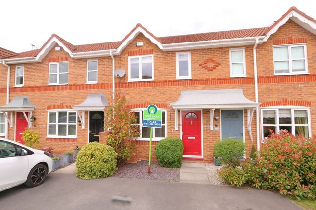 Thumbnail 2 bed terraced house to rent in North Way, Hyde