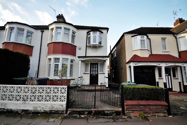 Thumbnail Semi-detached house for sale in Ewart Grove, Wood Green