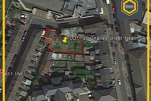 Thumbnail Land for sale in Workshop/Plot 2B, Charles Street, Neath, West Glamorgan