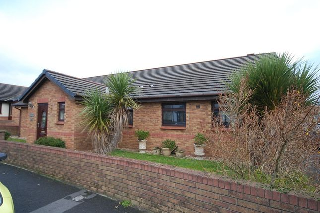 Thumbnail Detached bungalow for sale in The Headlands, Askam-In-Furness, Cumbria