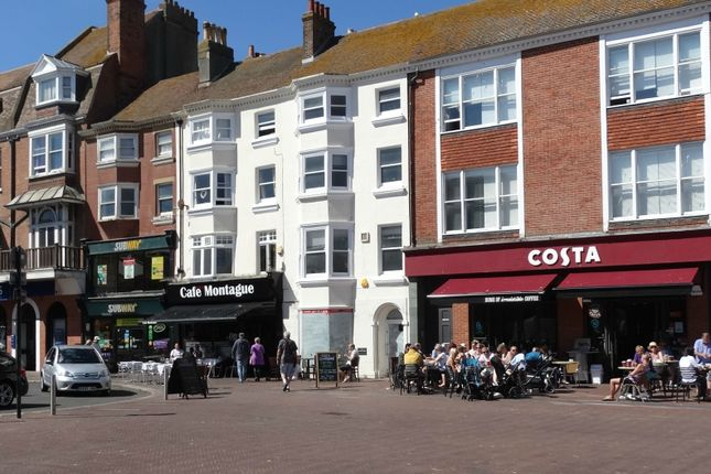 Thumbnail Retail premises for sale in Montague Place, Worthing