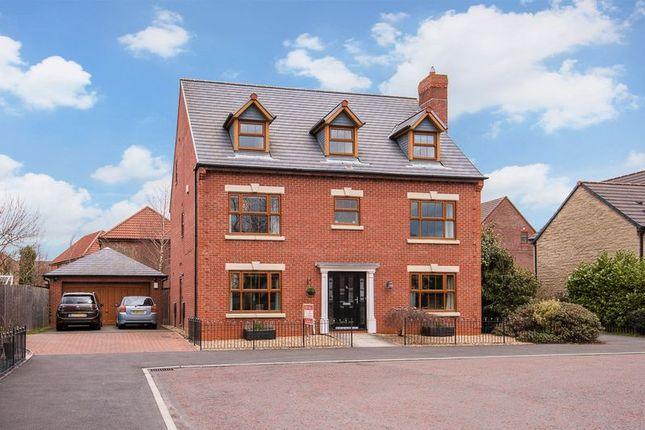Thumbnail Detached house to rent in Douglas Lane, Grimsargh, Preston