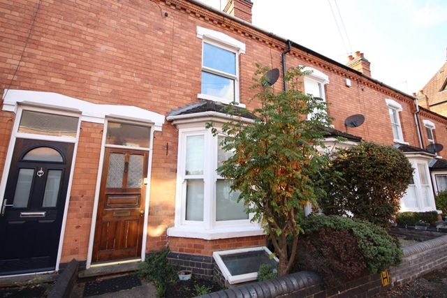 Thumbnail Terraced house to rent in Ashcroft Road, Worcester
