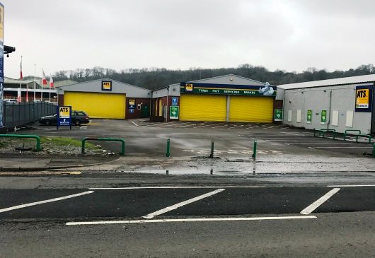 Thumbnail Industrial for sale in Hadfield Road, Cardiff