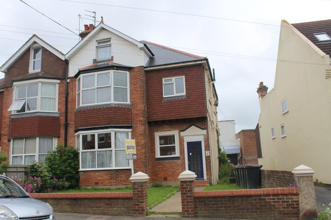 Thumbnail Flat to rent in Amherst Road, Bexhill-On-Sea