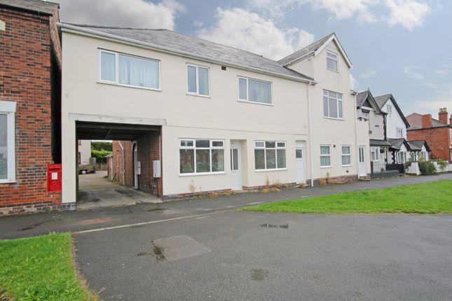 3 bed flat to rent in Castle Road, Castle Gresley, Swadlincote, Derbyshire DE11