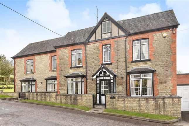Thumbnail Detached house for sale in Kite Hill, Wanborough, Swindon
