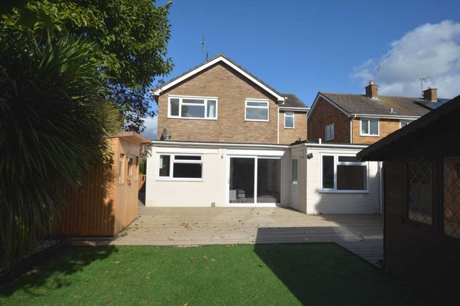 Thumbnail Detached house to rent in Glebe Road, Deanshanger, Milton Keynes