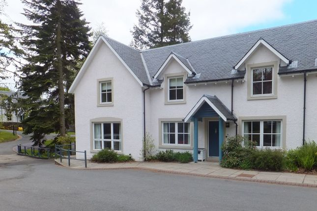 Thumbnail Terraced house for sale in 502, The Steading, Duchally Country Estate, Auchterarder